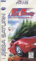 High Velocity: Mountain Racing Challenge SEGA Saturn Front Cover