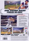 Triple Play 2002 PlayStation 2 Back Cover