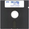 The Games: Summer Edition DOS Media Disk 1/4