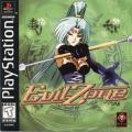Evil Zone PlayStation Front Cover