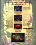 Utopia: The Creation of a Nation DOS Back Cover