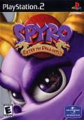 Spyro: Enter the Dragonfly PlayStation 2 Front Cover
