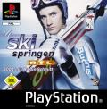 RTL Skispringen 2002 PlayStation Front Cover