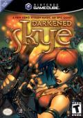 Darkened Skye GameCube Front Cover