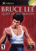Bruce Lee: Quest of the Dragon Xbox Front Cover