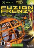 Fuzion Frenzy Xbox Front Cover