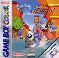 Tiny Toon Adventures: Dizzy's Candy Quest Game Boy Color Front Cover