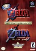 The Legend of Zelda: Ocarina of Time / Master Quest  GameCube Front Cover