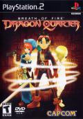 Breath of Fire: Dragon Quarter PlayStation 2 Front Cover