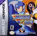 Mega Man & Bass Game Boy Advance Front Cover