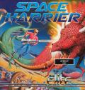Space Harrier Atari ST Front Cover