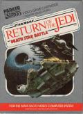 Star Wars: Return of the Jedi - Death Star Battle Atari 2600 Front Cover