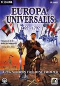 Europa Universalis Windows Front Cover