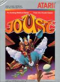Joust Atari 2600 Front Cover