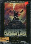 Brimstone Commodore 64 Front Cover