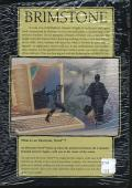 Brimstone Commodore 64 Back Cover