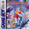 Dragon's Lair Game Boy Color Front Cover