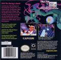 Dragon's Lair Game Boy Color Back Cover