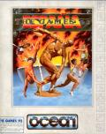 The Games '92 - España DOS Front Cover