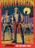 Double Dragon Atari 2600 Front Cover