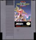 Double Dragon II: The Revenge NES Media