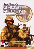 Tom Clancy's Ghost Recon: Desert Siege Windows Front Cover