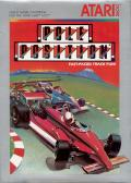 Pole Position Atari 2600 Front Cover
