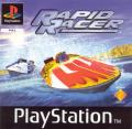 Turbo Prop Racing PlayStation Front Cover