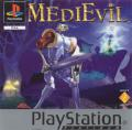 MediEvil PlayStation Front Cover