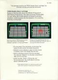 TRON: Deadly Discs Intellivision Back Cover