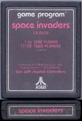Space Invaders Atari 2600 Media Text only label