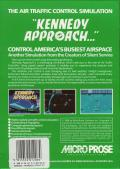 Kennedy Approach Atari ST Back Cover