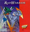 Rad Warrior Commodore 64 Front Cover