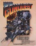 Space Conquest: A Galactic Odyssey DOS Front Cover