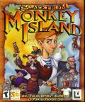 Escape from Monkey Island Windows Front Cover
