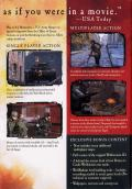Return to Castle Wolfenstein: Game of the Year Windows Inside Cover Right Flap
