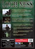 The Cameron Files: Secret at Loch Ness Windows Back Cover