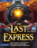 The Last Express DOS Front Cover