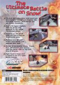 Arctic Thunder PlayStation 2 Back Cover