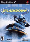Splashdown PlayStation 2 Front Cover