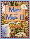 Might and Magic II: Gates to Another World Commodore 64 Front Cover