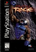 Primal Rage PlayStation Front Cover