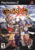 Grandia Xtreme PlayStation 2 Front Cover