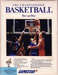 GBA Championship Basketball: Two-on-Two DOS Front Cover