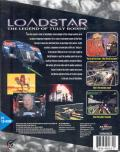 Loadstar: The Legend of Tully Bodine DOS Back Cover