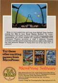 Spitfire Ace Commodore 64 Back Cover