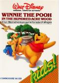 Winnie the Pooh in the Hundred Acre Wood Commodore 64 Front Cover
