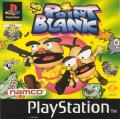 Point Blank PlayStation Front Cover