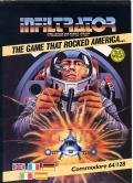 Infiltrator Commodore 64 Front Cover