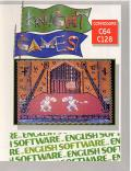 Knight Games Commodore 64 Front Cover